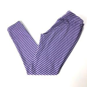 Cat & Jack striped leggings
